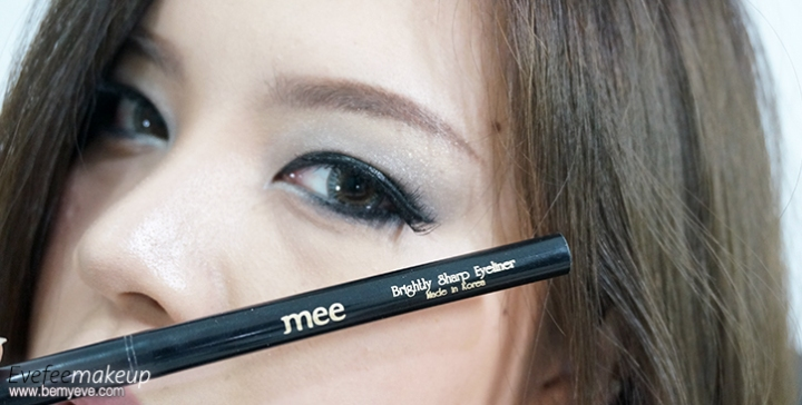 """❤..Review..❤ : Eyeliner """"Mee"""" อายไลเนอร์จากเกาหลี ทน คม ชัดจัดเลย"""