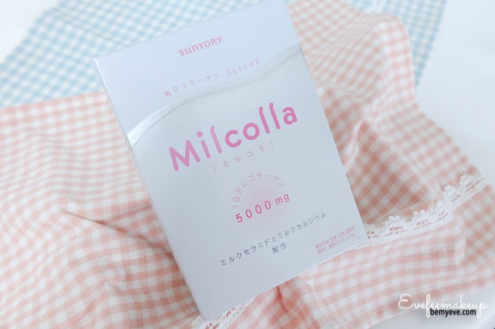 รีวิว SUNTORY Milcolla Collagen (ซันโตรี มิลคอลลาคอลาเจน)